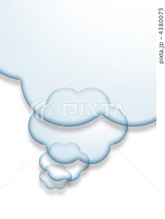 煙 けむり 湯気 ゆげのイラスト素材 Pixta