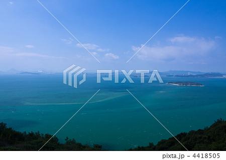 水島灘の写真素材 - PIXTA