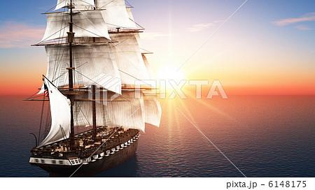 船出のイラスト素材 - PIXTA