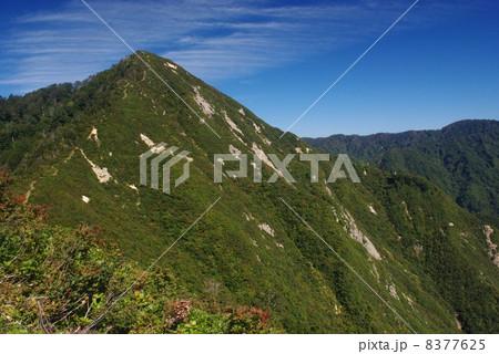峻嶮 登山の写真素材 - PIXTA