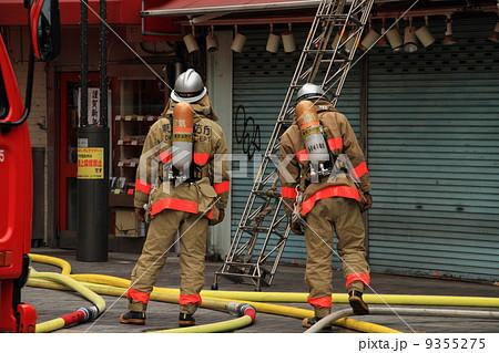 消防吏員の写真素材 - PIXTA