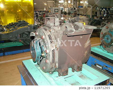 主電動機の写真素材 - PIXTA
