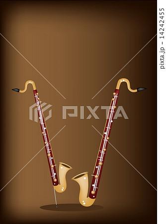 バスクラリネットの写真素材 Pixta