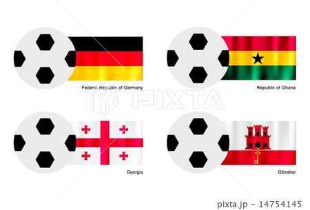 ジブラルタルの旗