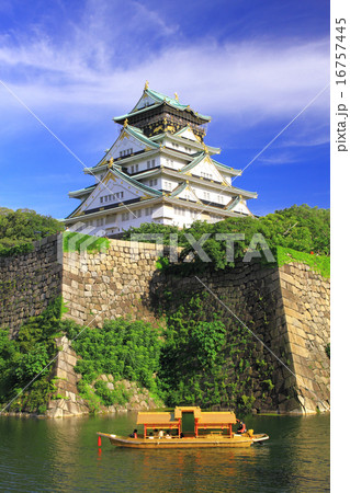 大坂城代の写真素材 - PIXTA