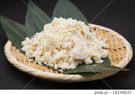 卯の花 おから 豆腐 とうふの写真素材 Pixta