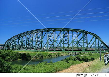 近鉄澱川橋梁の写真素材 - PIXTA
