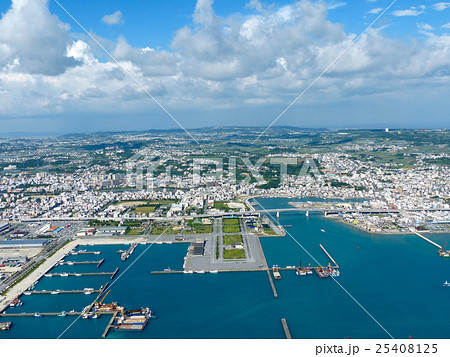 糸満漁港の写真素材 - PIXTA