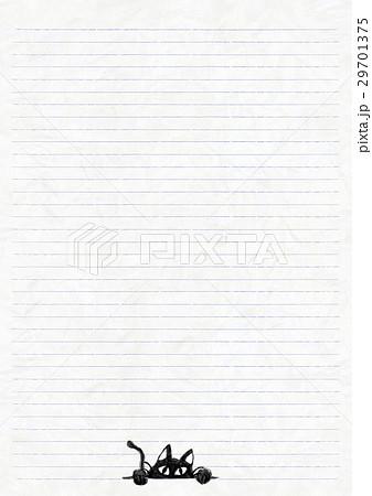 罫線付きのイラスト素材 Pixta