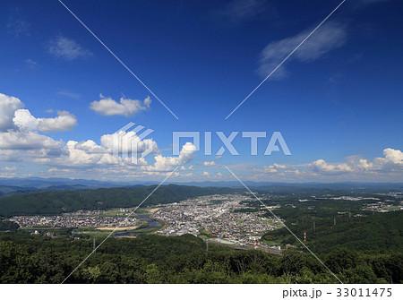 三次盆地の写真素材 - PIXTA